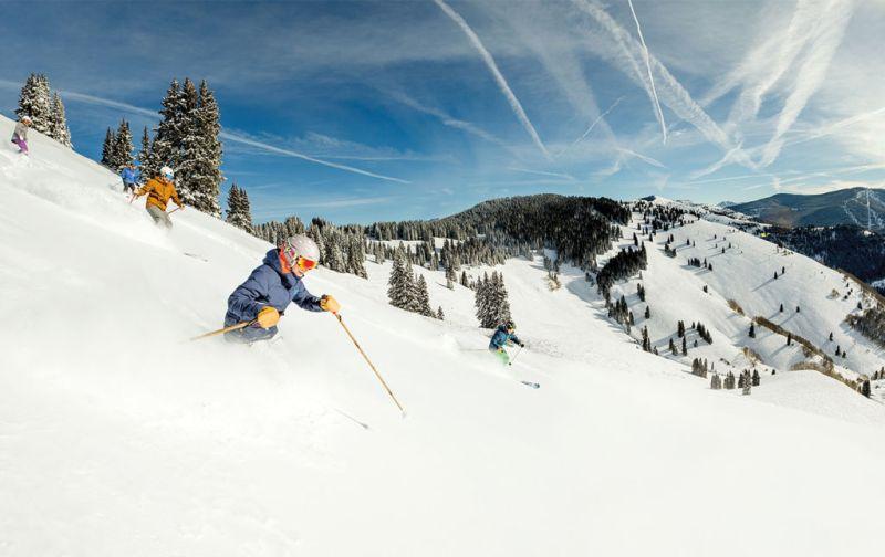 Sol y esquí en Vail. Las mejores actividades para esta temporada. - VAIL-ESQUÍ