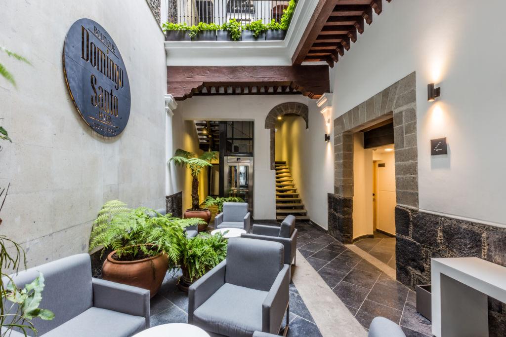 Hotel Domingo Santo, fusión entre historia y modernidad - Domingo Santo 1