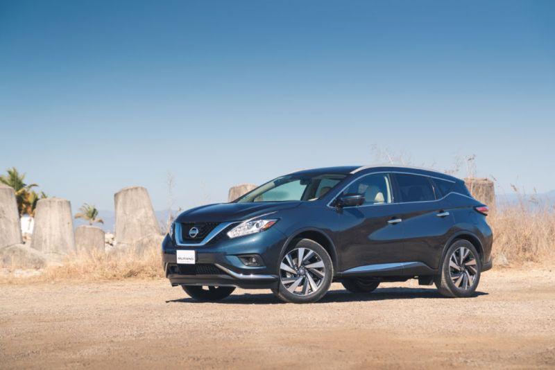 La nueva Nissan Murano 2019 - Nissan-Murano-1