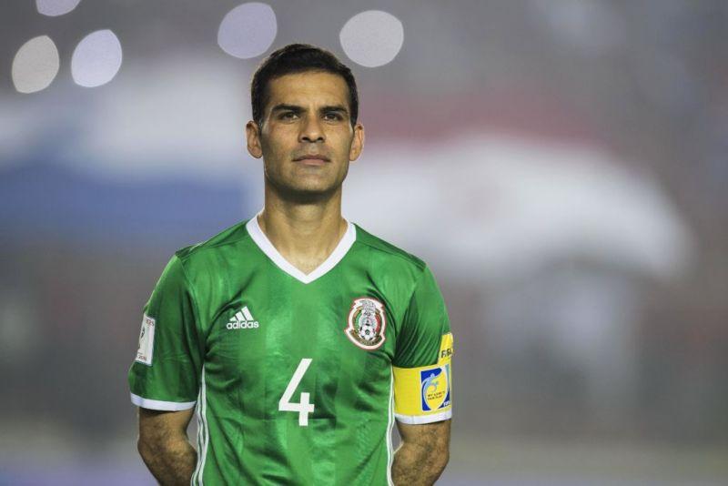 La lista de los jugadores de la Selección Mexicana convocados para Rusia 2018 - Rafa-Márquez-2
