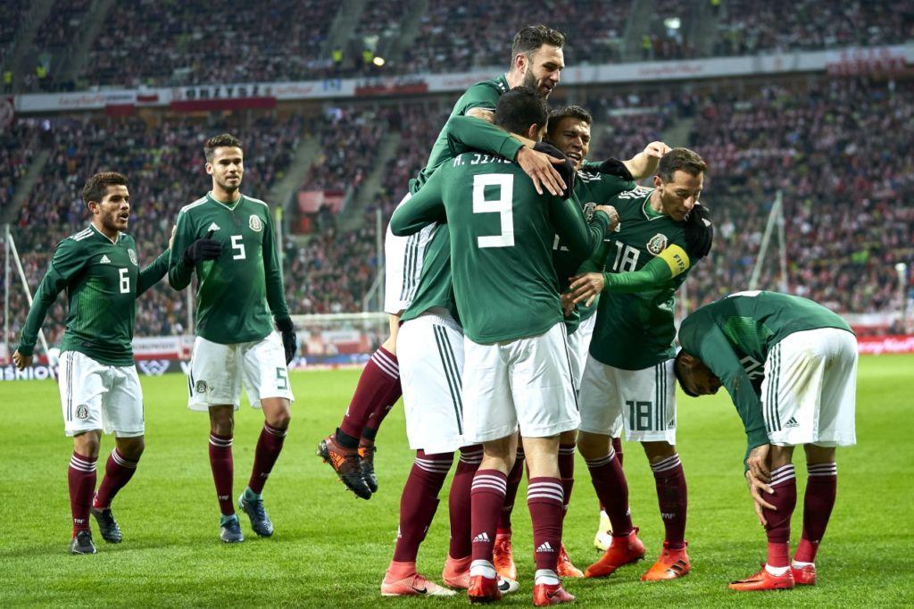 La lista de los jugadores de la Selección Mexicana convocados para Rusia 2018