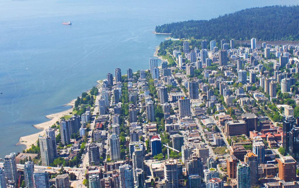 Vancouver: Urbanismo y naturaleza en perfecta proporción - buildings_portada