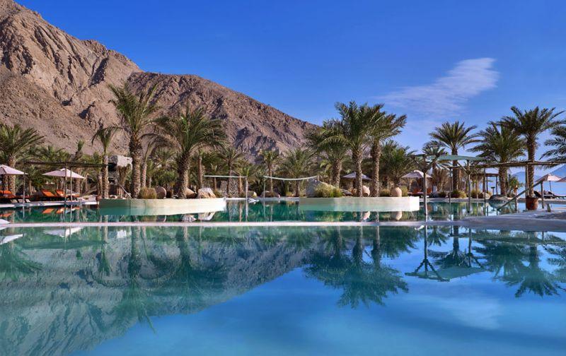 Six Senses Zighy Bay Resort. Lujo y relajación en el sureste de la península arábiga. - pool-2
