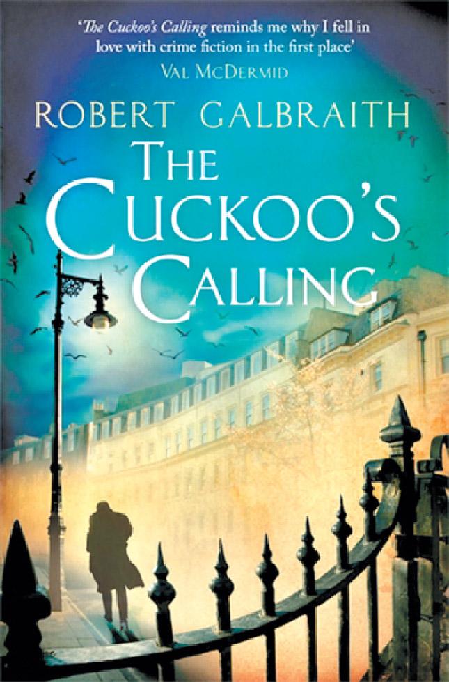 Los mejores libros de misterio para leer durante este mes. - the-cuckoos-calling