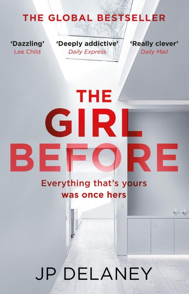 Los mejores libros de misterio para leer durante este mes. - the-girl-before