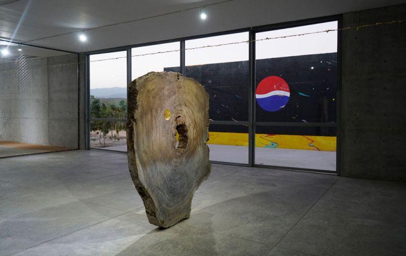 Casa Wabi Foundation - wood-1