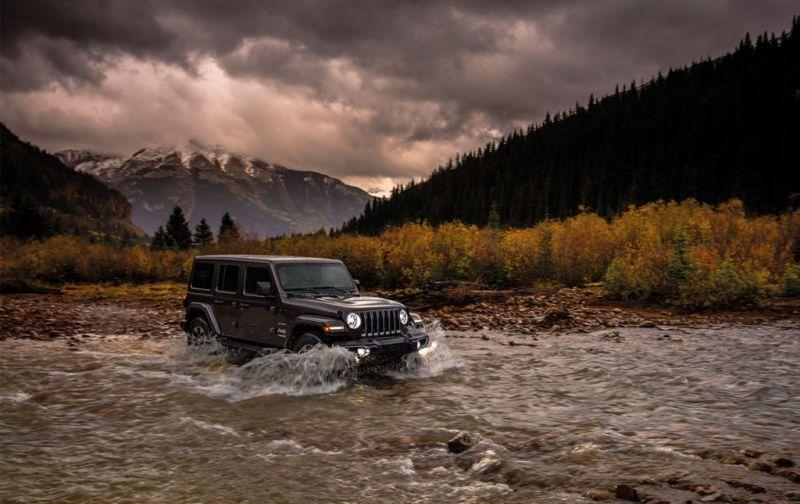 Jeep Wrangler: innovación y tecnología en un vehículo todo terreno. - JEEP-2