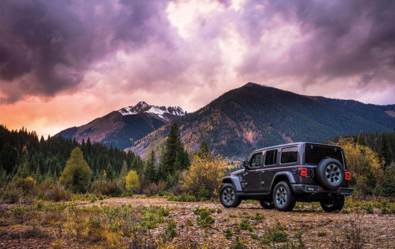 Jeep Wrangler: innovación y tecnología en un vehículo todo terreno. - JEEP-3