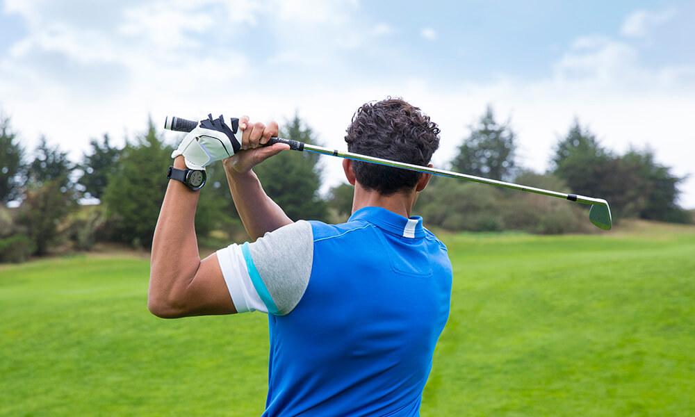Los mejores regalos para papá - Reloj para golfistas Garmin