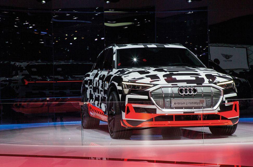 Lo más destacado del Salón del Automóvil de Ginebra 2018 - AUDI-2