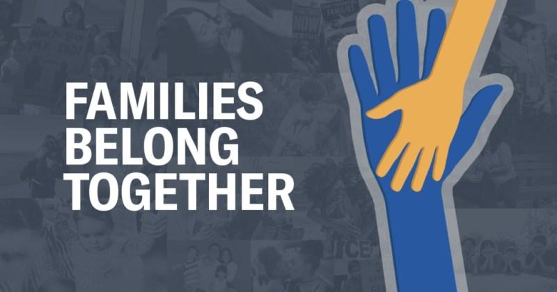 Cómo ayudar a los afectados por la política anti-inmigrante de cero tolerancia de Donald Trump. - familiesbelongtogether-1