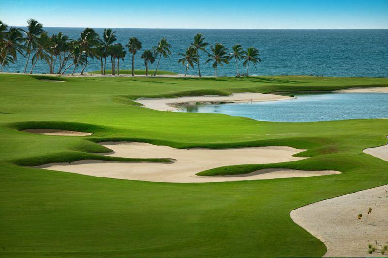 Campos de golf que vale la pena visitar en América - la-cana-punta-cana