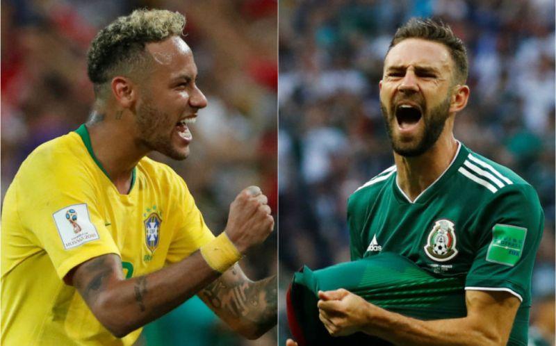 ¿Qué podemos esperar de los octavos de final en el Mundial de Rusia 2018? - mexico-vs-brasil-en-rusia-2018-que-podemos-esperar-de-los-octavos-de-final-del-mundial-de-rusia-2018