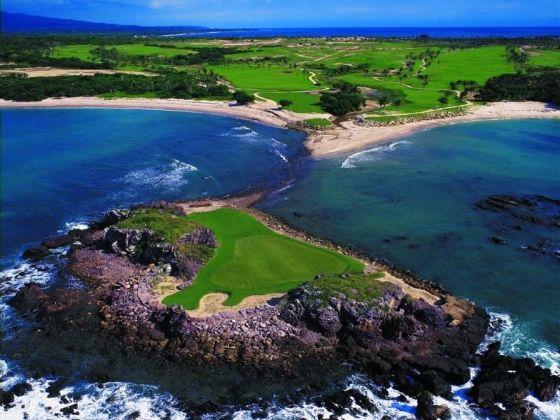Campos de golf que vale la pena visitar en América - pacifico-punta-mita-portada