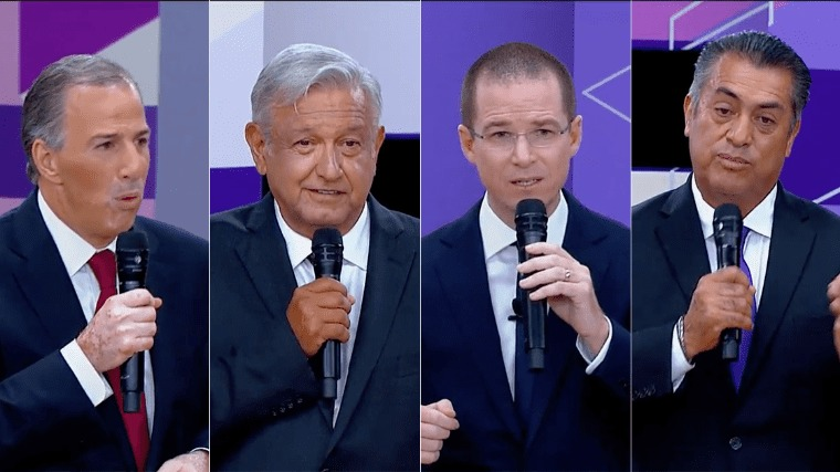 Infórmate sobre las propuestas de cada uno de los candidatos a la presidencia de México - portada