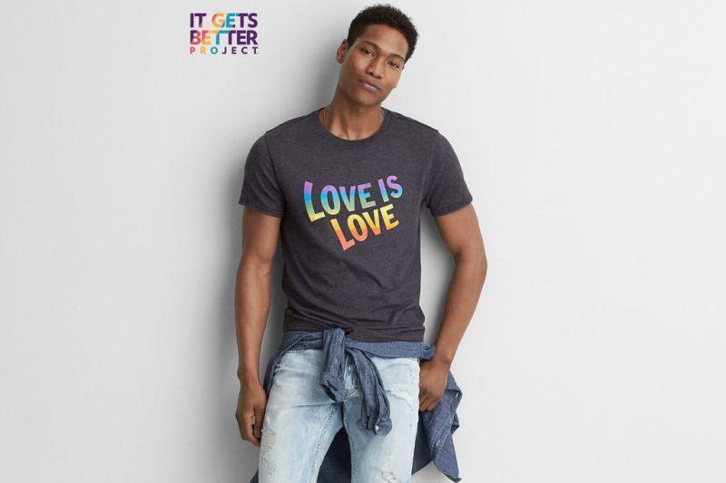 Las 8 marcas de moda que apoyan el Día Internacional del Orgullo 2018 - prideday_ae