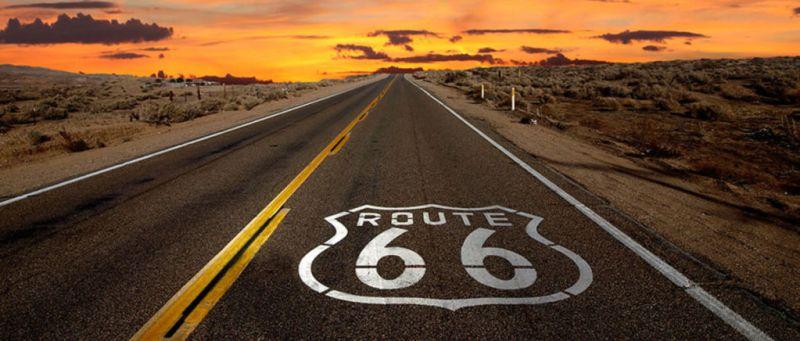 Los mejores road trips para unas vacaciones de verano inolvidables - rroadtrip-route-66
