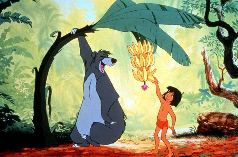 11 fun facts de las películas de Disney - 1-el-libro-de-la-selva-disney