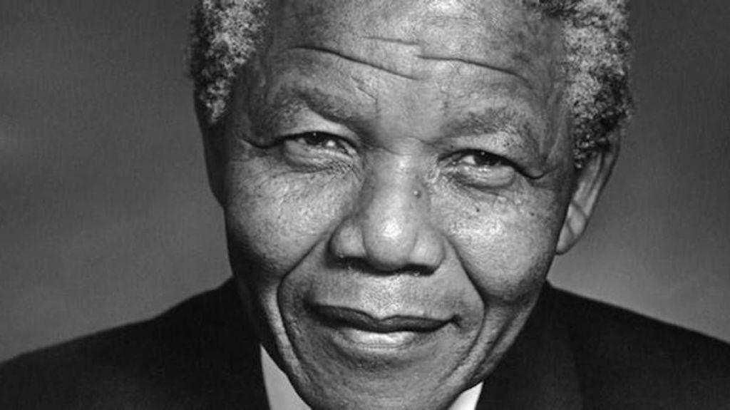 100 años de Nelson Mandela - 1. Nelson Mandela Portada