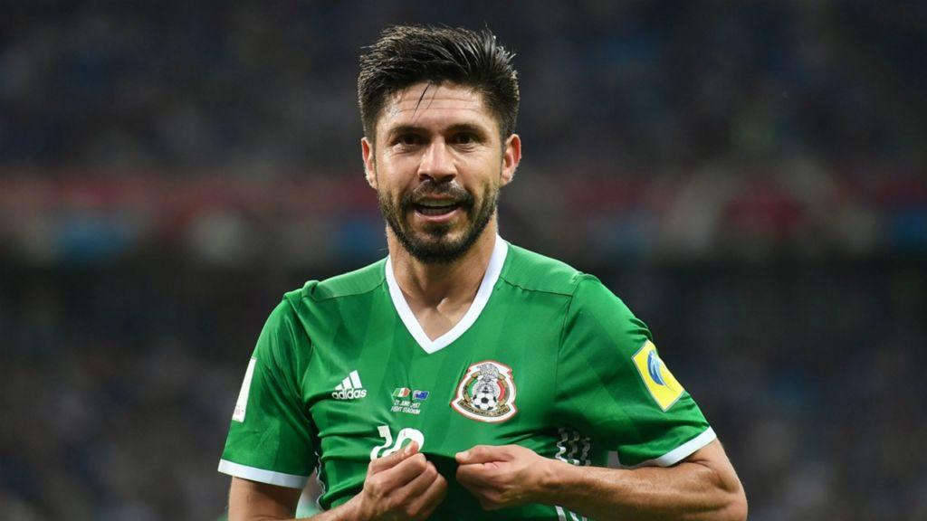 Oribe se despidió de la selección mexicana - 1. Oribe Peralta
