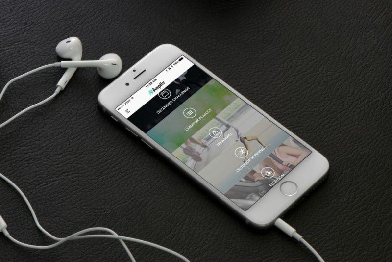 Las mejores apps de ejercicio - aaptiv