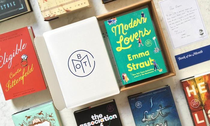 Las subscription boxes que necesitas en tu vida - book-of-the-month-club-suscripciones-2