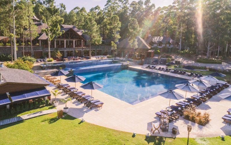 Carmelo Resort & Spa, un alojamiento imperdible en el suroeste de Uruguay - carmelo-resort-outside