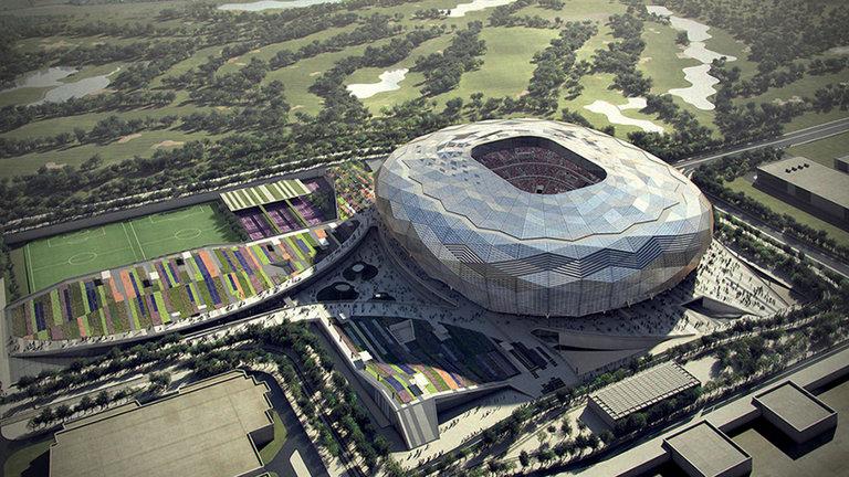 ¿Listos para el Mundial de Qatar 2022? - estadios-de-qatar-2022-listos-para-el-mundial-de-qatar-2022_