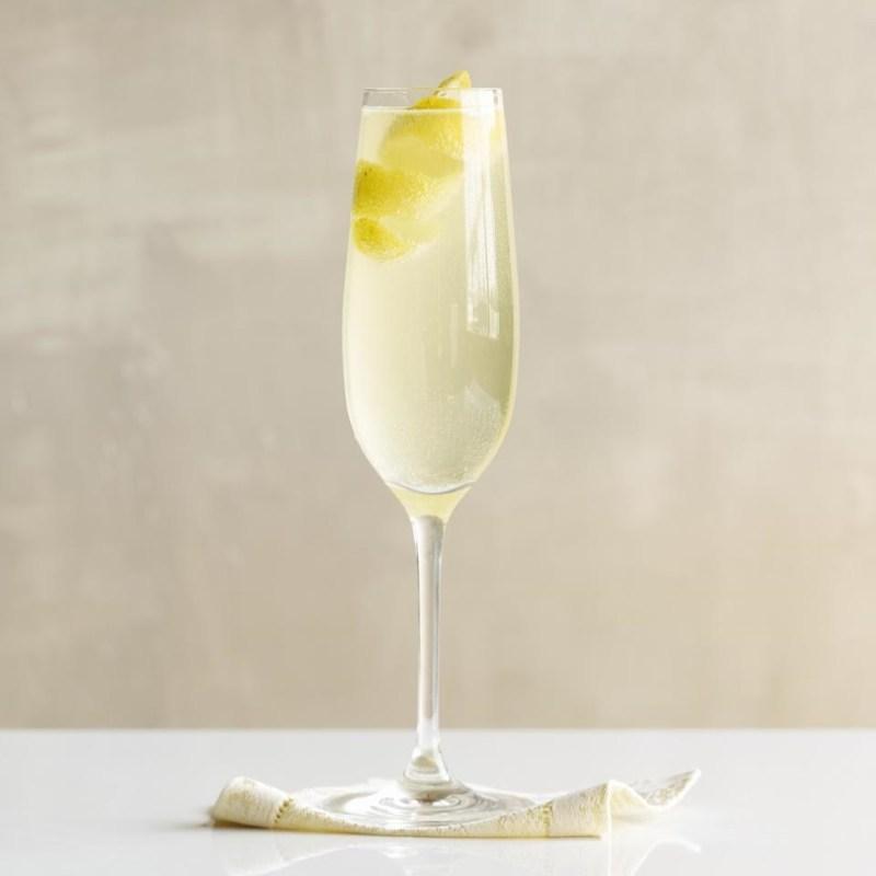 Los mejores cocteles para disfrutar este verano - italian-75-drinks-de-verano