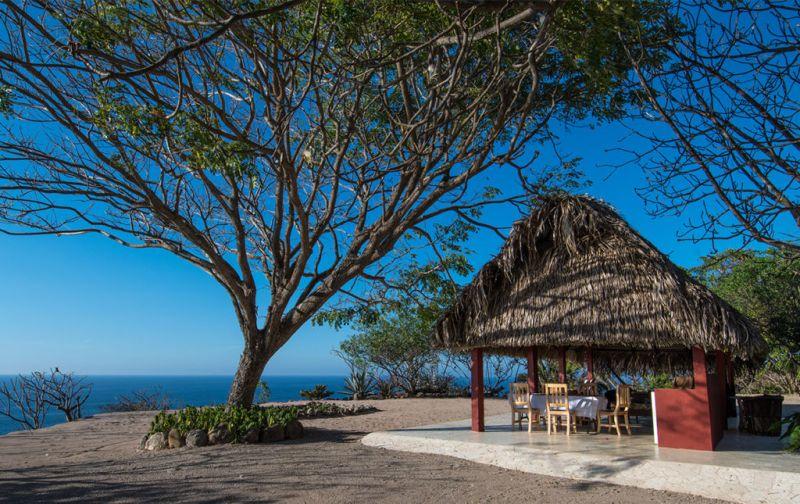 Riviera Nayarit, horizontes de desarrollo costero - nayarit-mexico-palapa-arbol