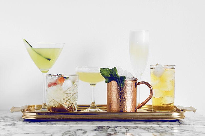 Los mejores cocteles para disfrutar este verano - Portada drinks de verano