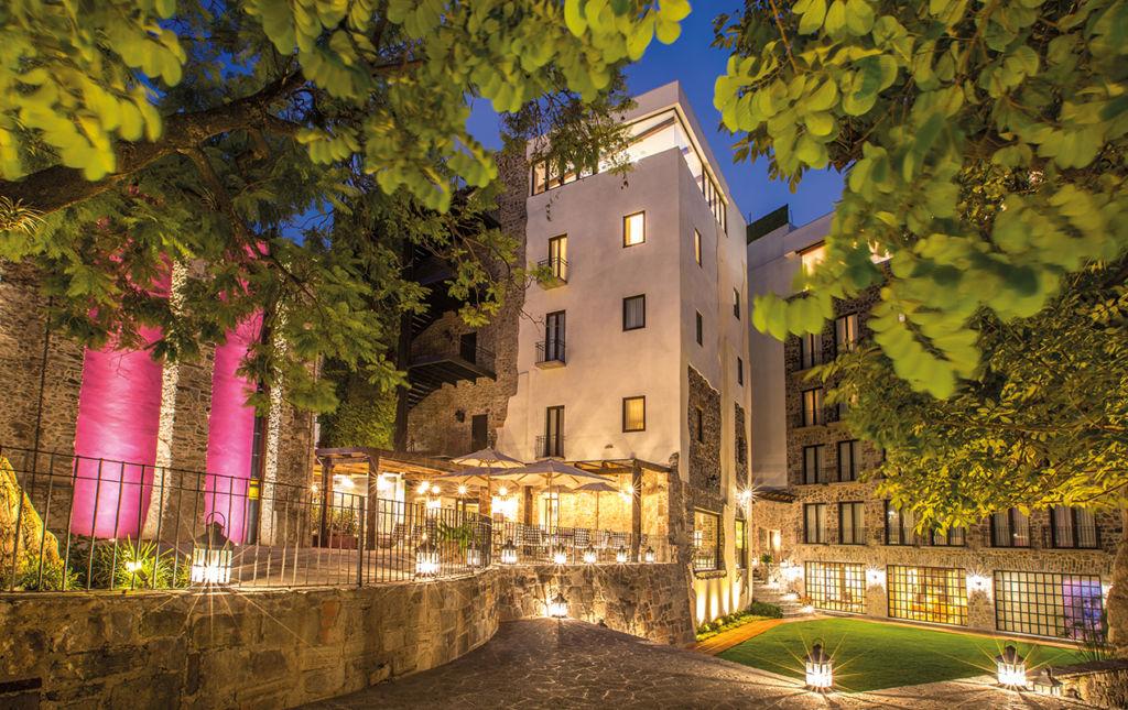 El hotel Rosewood Puebla - ROSEWOOD PUEBLA-2