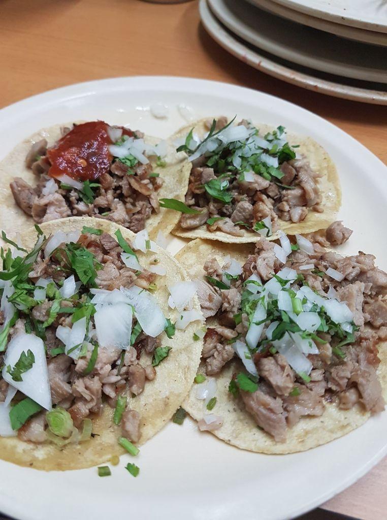 Los mejores tacos de la CDMX - taqueria-selene