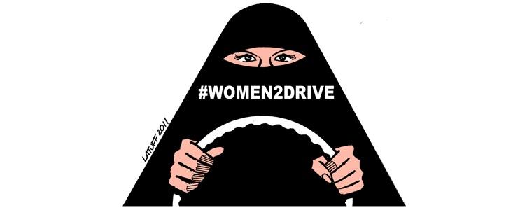 Arabia Saudita eliminó la prohibición que impedía que las mujeres manejaran - women-to-drive-portada