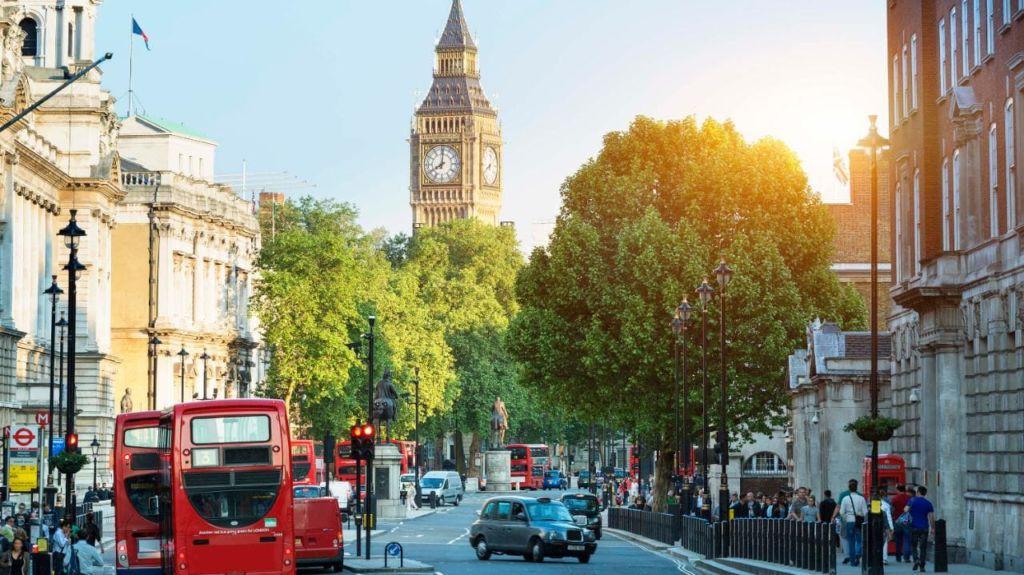 Guía para visitar Londres - 1. Guía para viajar a Londres (Portada)