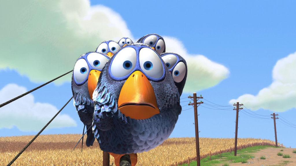 Los mejores short films de Pixar - Best Short Films Pixar Portada