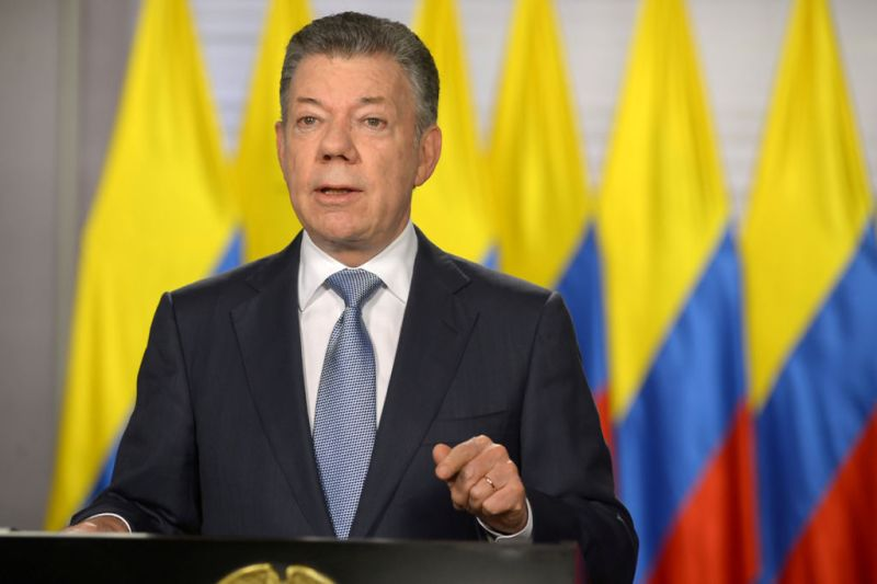 Nicolás Maduro sufre un supuesto atentado en Caracas - colombia-niega-ataque-contra-maduro