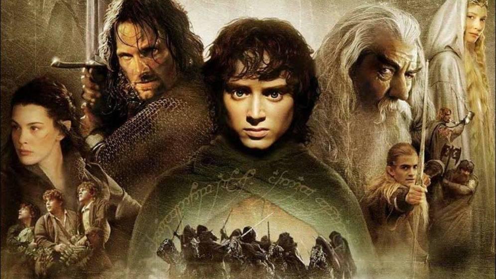 El señor de los anillos, la nueva serie de Amazon - El señor de los anillos 2 portada