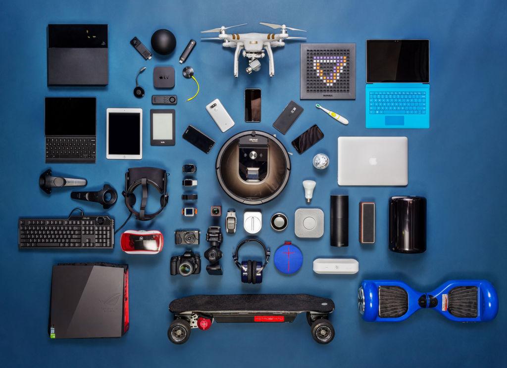 Los gadgets más inusuales del momento - gadgets portada