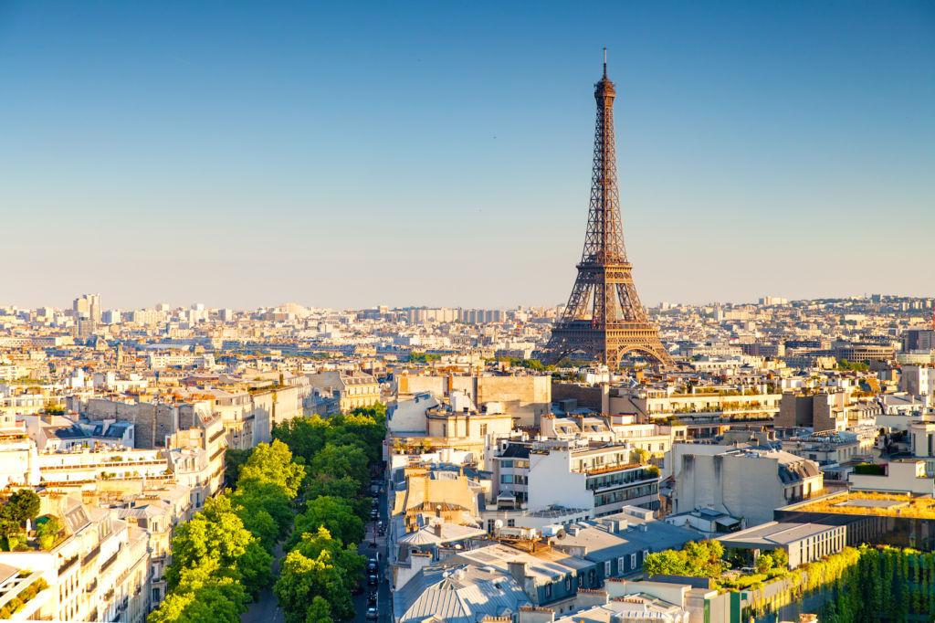 Guía para visitar París - Guía París Portada