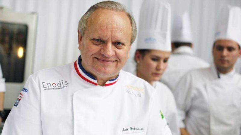 Nos despedimos de Joël Robuchon, el chef con más estrellas Michelin de la historia - joel-robuchon