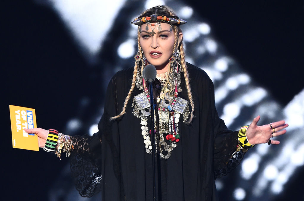 MTV Video Music Awards 2018 - Madonna MTV VMAs PORTADA