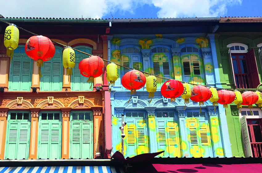 Singapur: un destino único en Asia - ©MarianaManina Chinatown