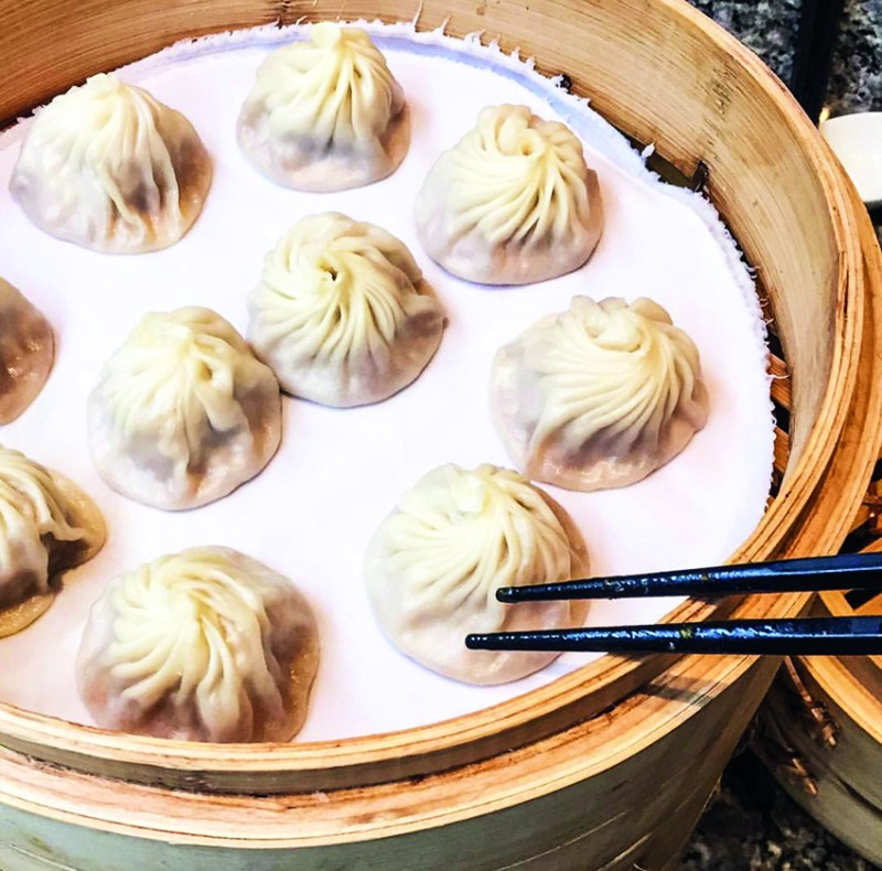 Singapur: un destino único en Asia - marianamanina-dumplings-2
