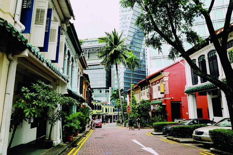 Singapur: un destino único en Asia - marianamanina-emerald-hill