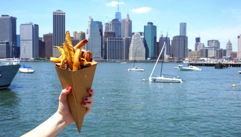 5 razones para vivir en Nueva York - newyork_food