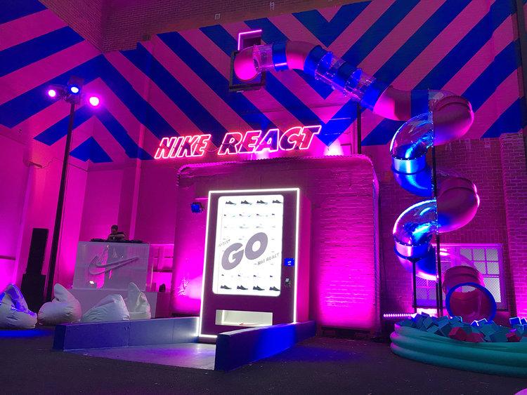 Las pop-up stores más cool de la temporada - pop-up-stores-nike