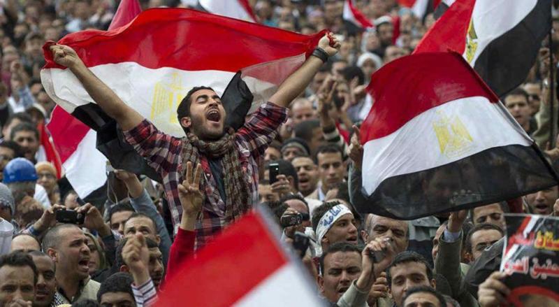 Los movimientos que han surgido en las redes sociales - primavera-arabe
