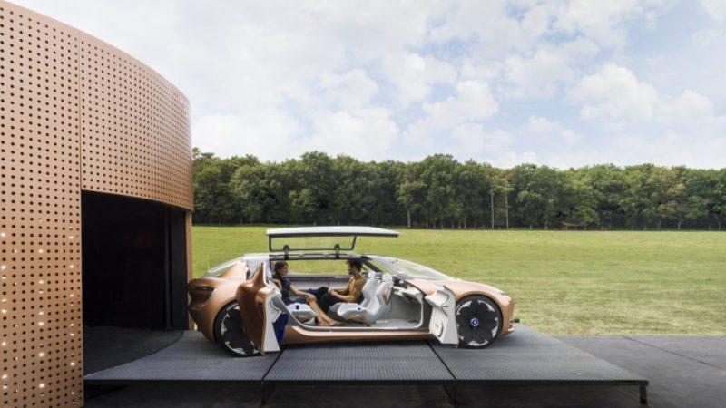 Symbioz: el auto inteligente más avanzado del mundo - renault-symbioz-4