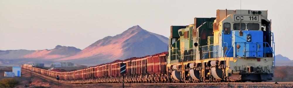 Sahara Railway: el ferrocarril con el trayecto más extremo del mundo - Sahara Railway 3